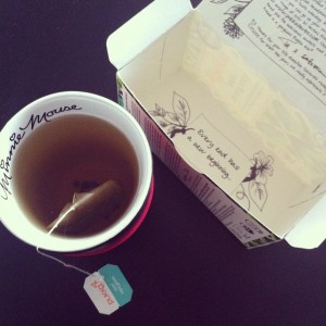 #holidays #chillin at #home #tea Cc @pukkaherbs #mintgreen #minttea #happy