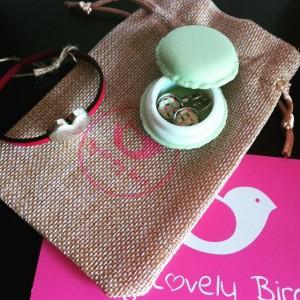 Pourrie gâtée par @my_lovely_bird !! Merci ce très beau #cadeau…