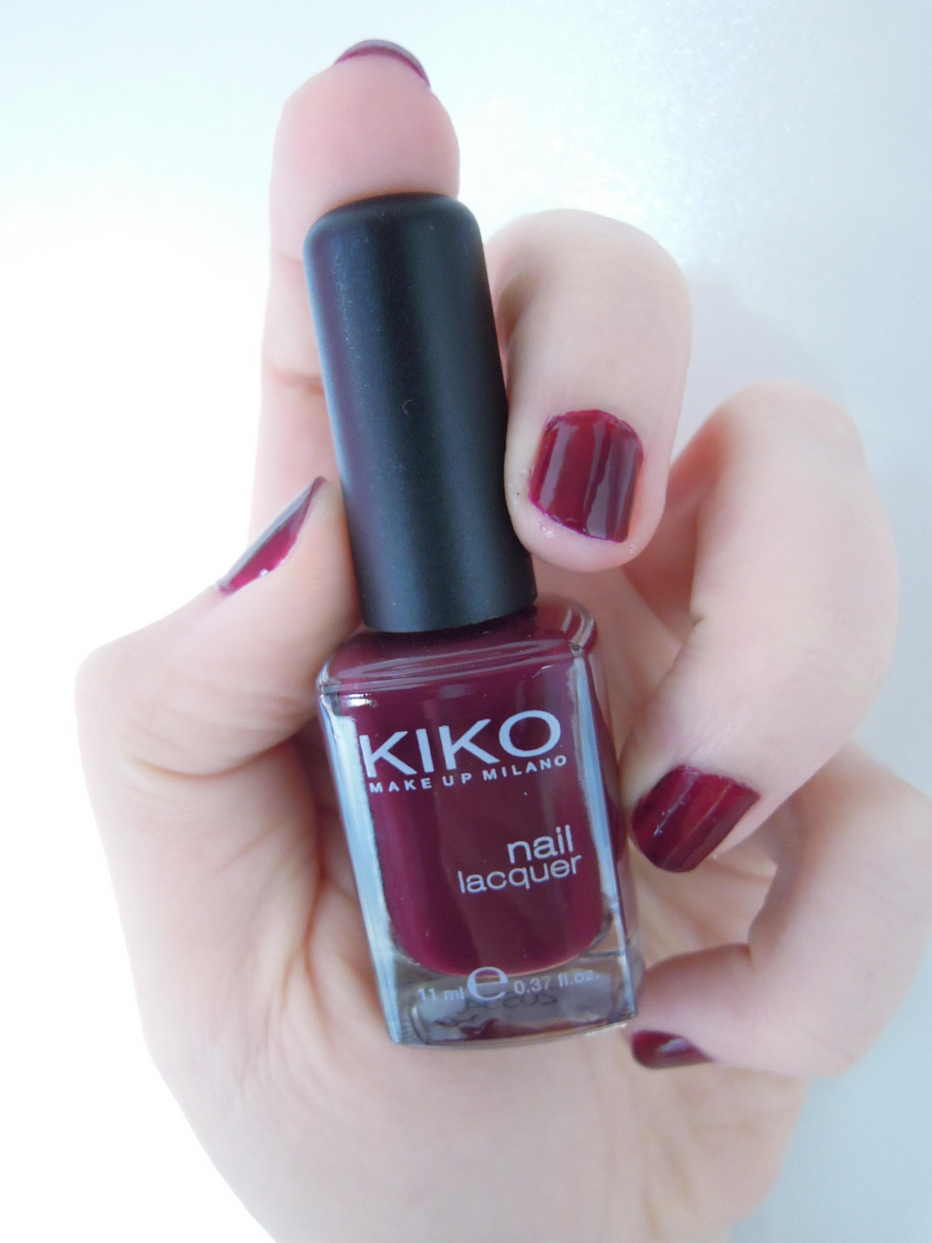 Kiko 243 - Charonbelli's blog beauté