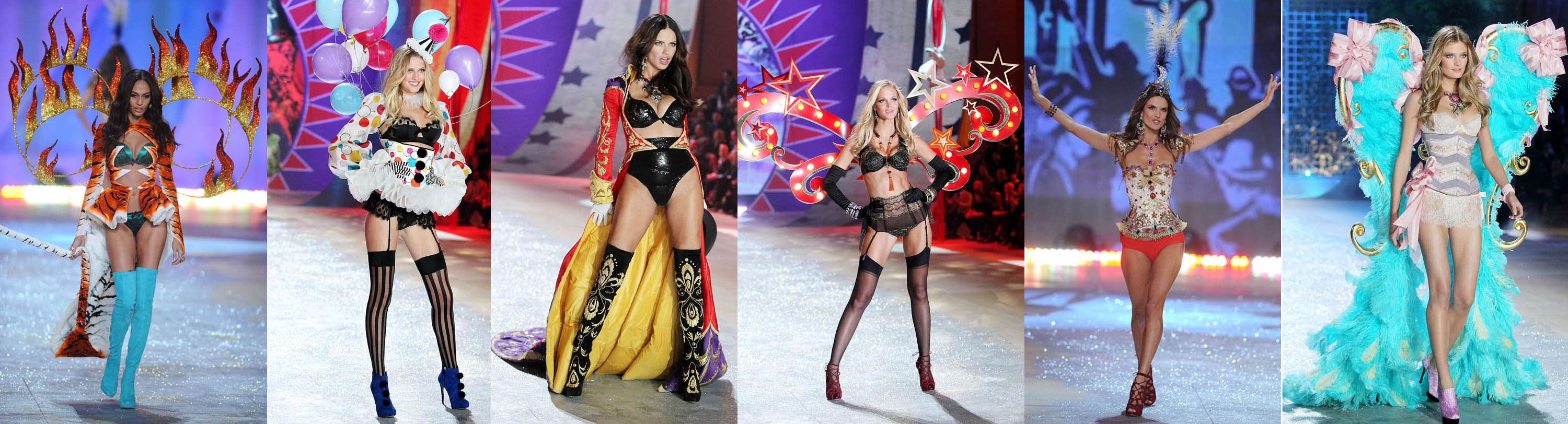 Victoria's secret fashion show 2012 - Charonbelli's blog mode