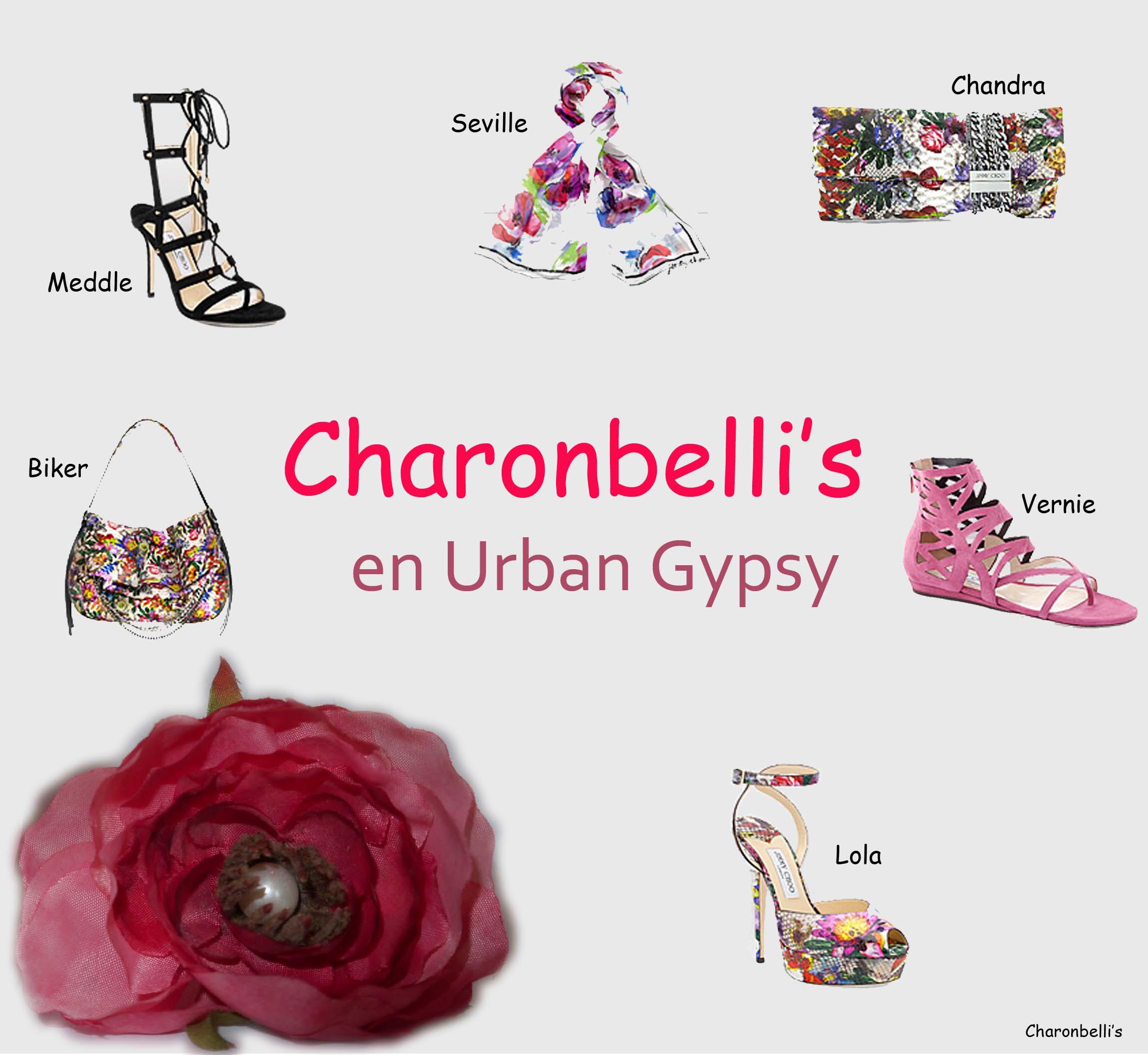 Le style Urban Gypsy par Jimmy Choo - Charonbelli's blog mode