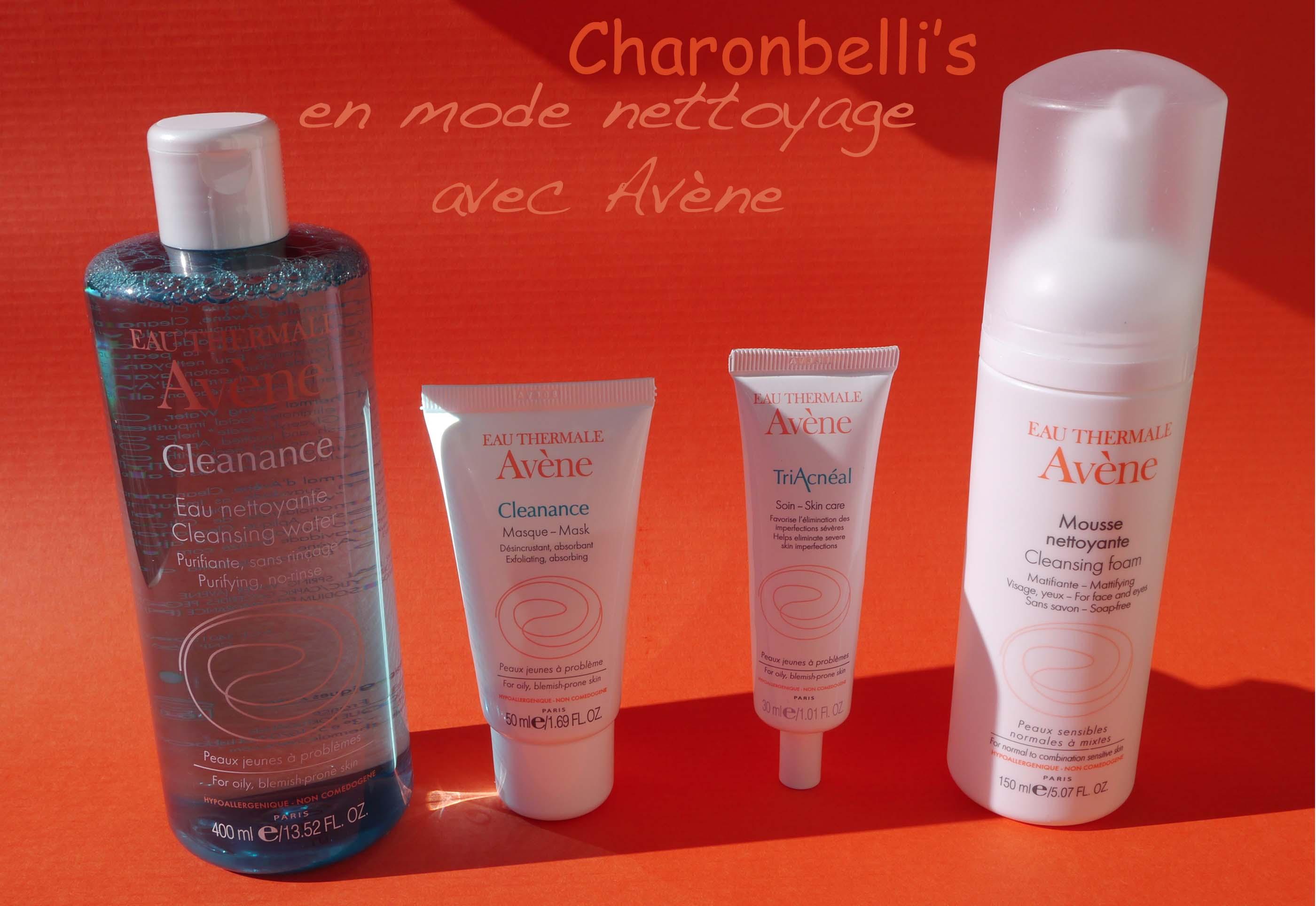 L'invasion Avène dans ma salle de bain (3) - Charonbelli's blog beauté