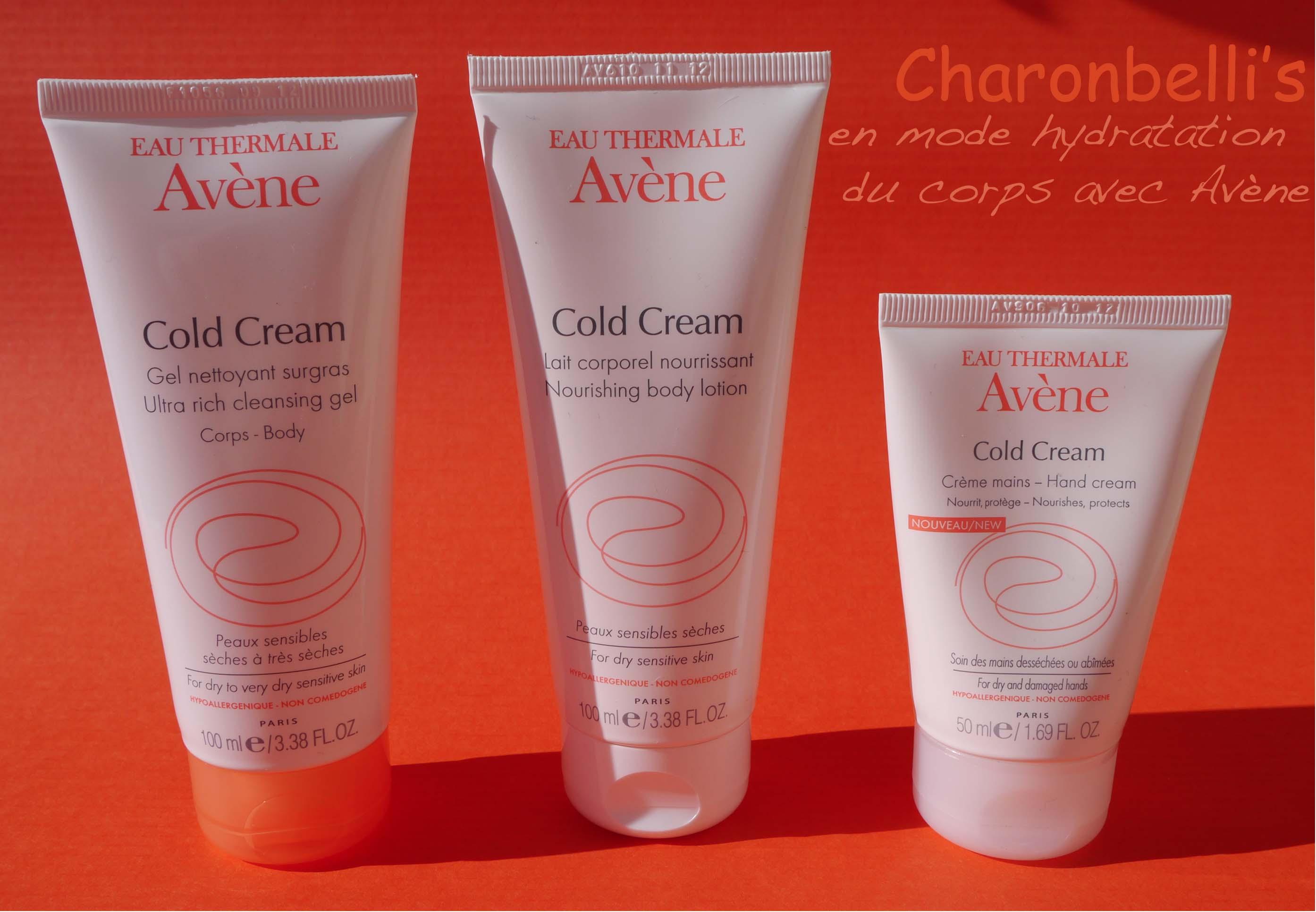 L'invasion Avène dans ma salle de bain (4) - Charonbelli's blog beauté