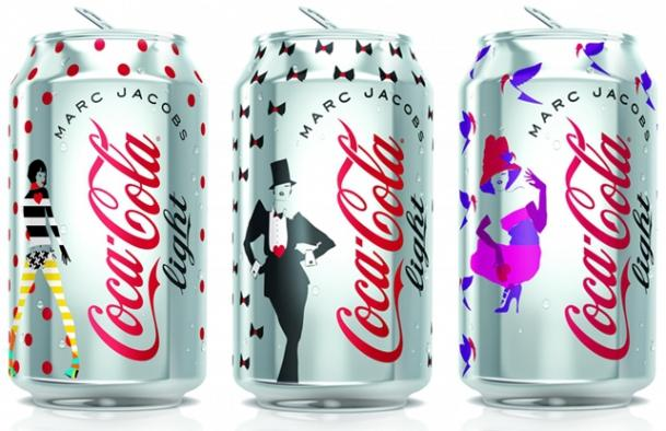 Marc Jacobs & Coca Cola - Charonbelli's blog mode