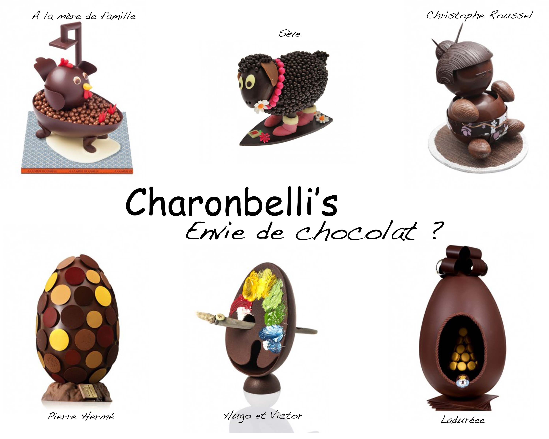Envie de chocolat ? - Charonbelli's blog de cuisine