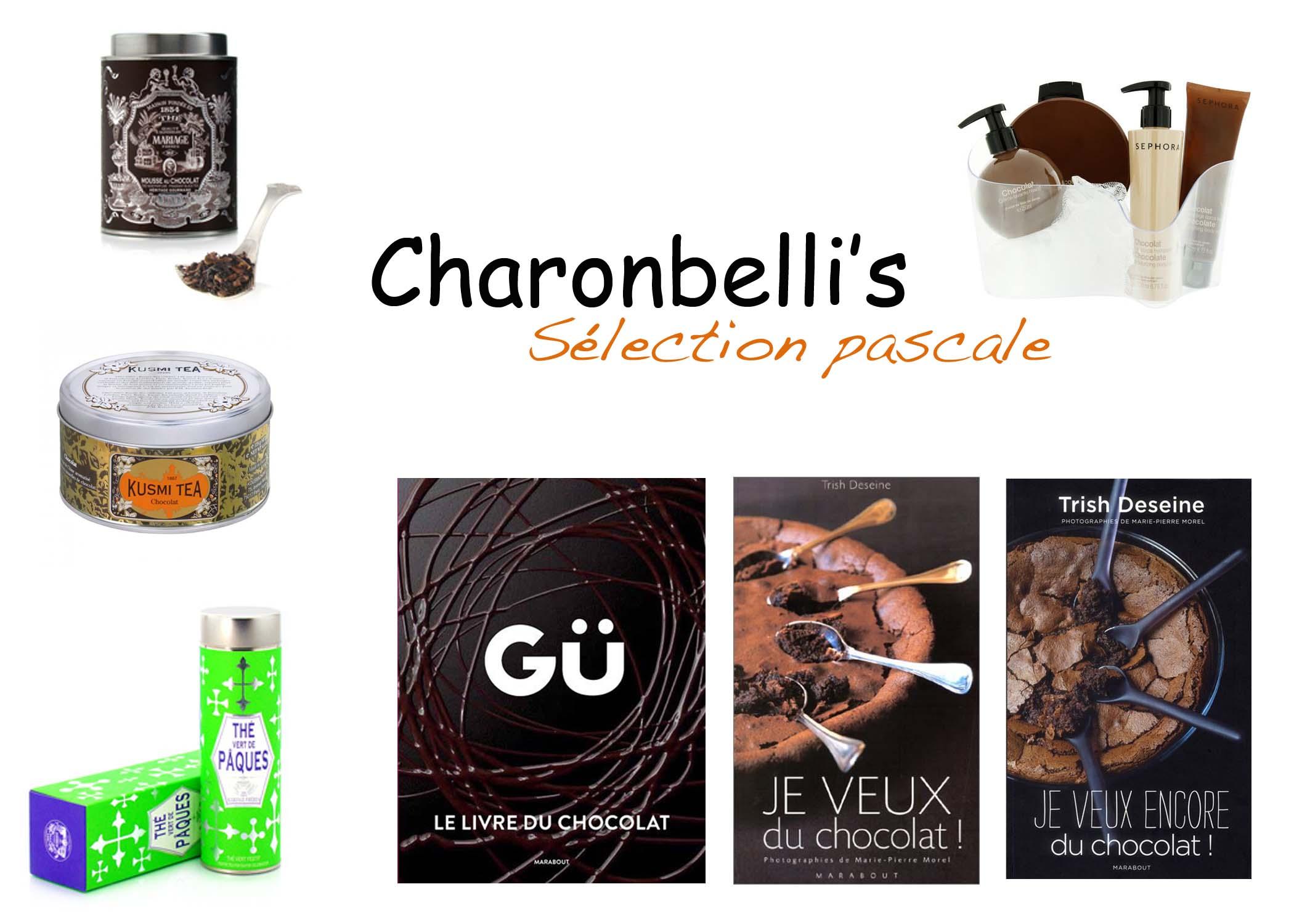 Sélection Pascale - Charonbelli's blog cuisine
