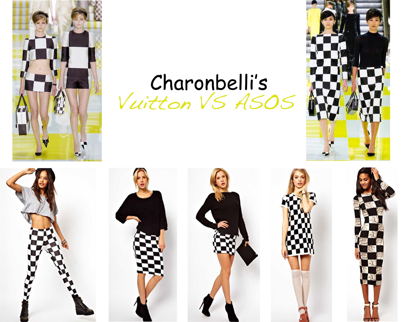 Vuitton SS 2013 VS ASOS - Charonbelli's blog mode