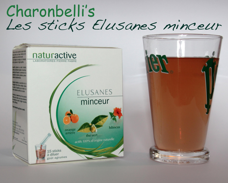 Stick minceur Naturactive - Charonbelli's blog beauté