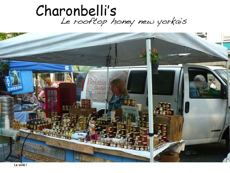 Rooftop honey New York - Charonbelli's blog de cuisine