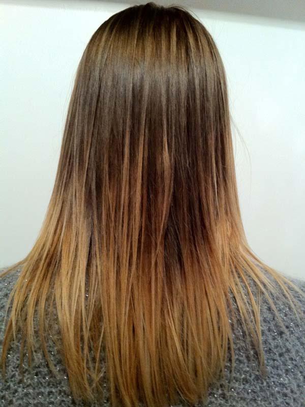 Mon tie and dye blond - Charonbelli's blog beauté
