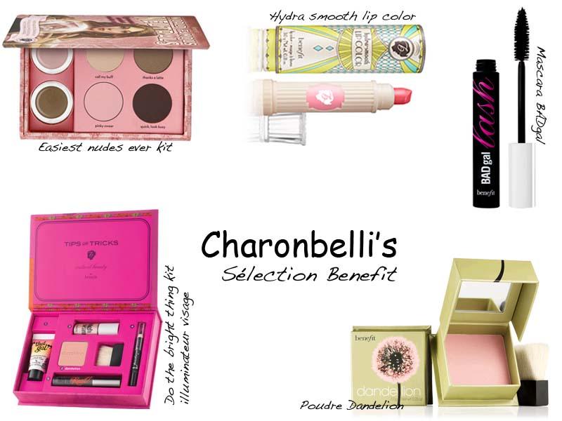 Benefit - Charonbelli's blog beauté