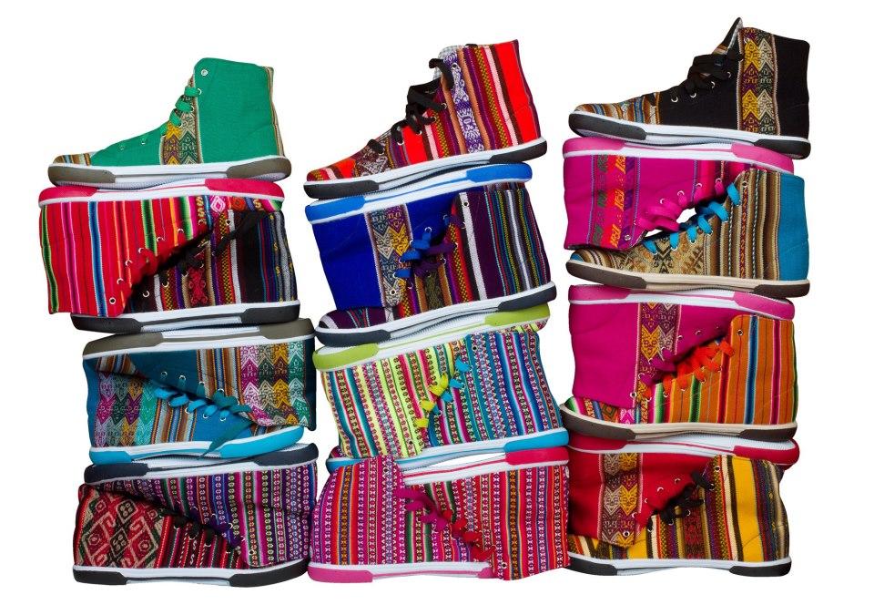 Chaussures INKKAS - Charonbelli's blog mode