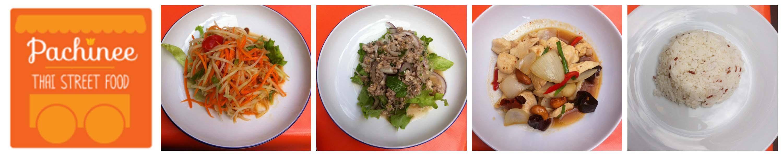 Pachinee Thaï Street Food Toulouse - Charonbelli's blog de cuisine