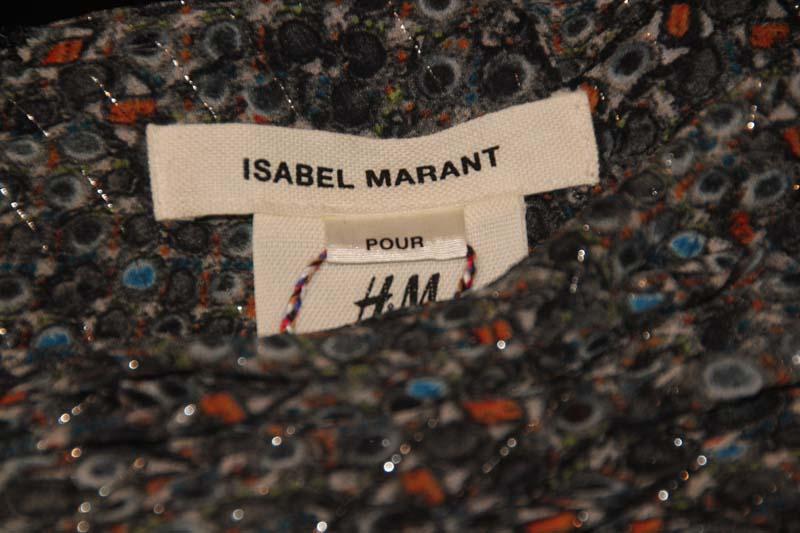 La collection Isabel Marant pour H&M - j'y étais (4)- Charonbelli's blog mode