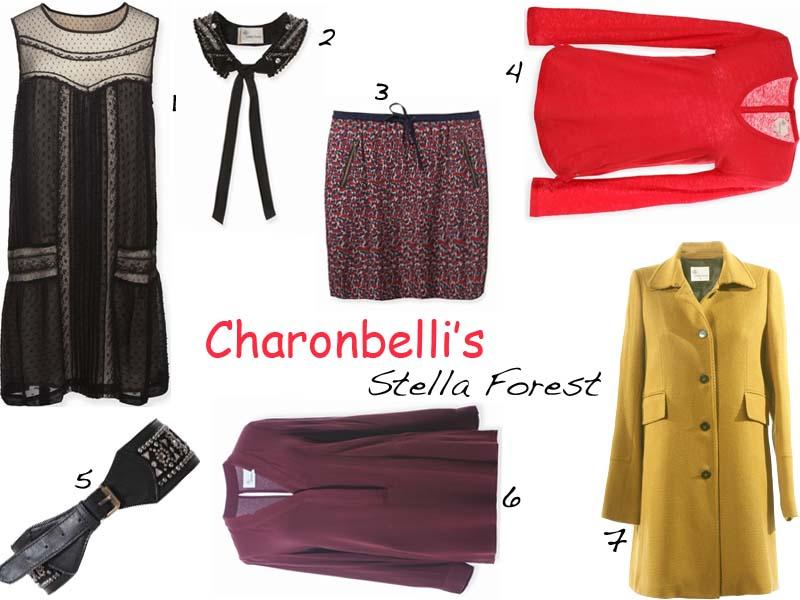 Sélection shopping Stella Forest - Charonbelli's blog mode