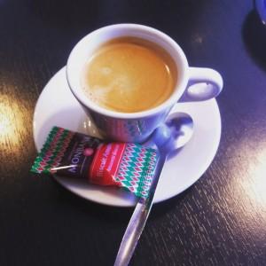 Dernier jour de #vacances... On prend un #café pour fêter…