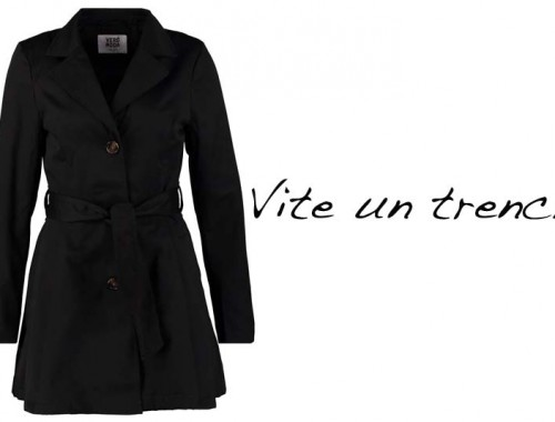 Vite un trench ! - Charonbelli's blog mode