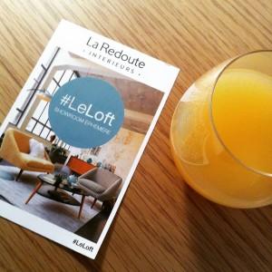 Au #showroom #éphémère #leloft #laredoute ! #jeveuxtoutacheter #home #deco #passiondeco…