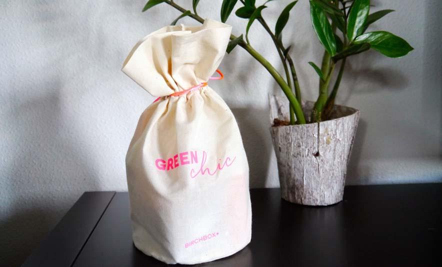 Birchbox X Coline - la box #GreenChic est arrivée ! - Photo à la Une - Charonbelli's blog beauté