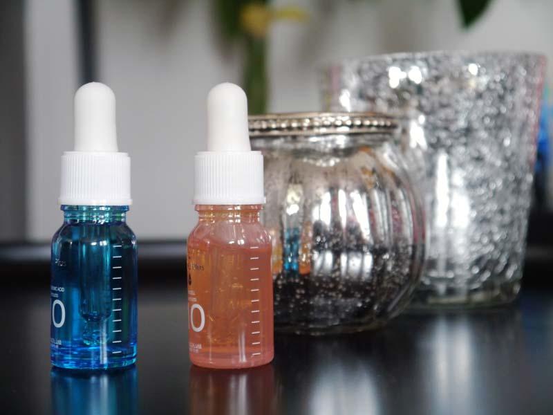 J'ai testé les sérums à l'acide hyaluronique et bio cell V 10 Plus Japanese skin care (1)- Charonbelli's blog beauté