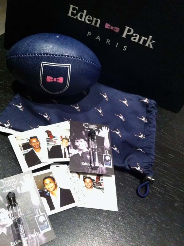 La soirée d'inauguration de la nouvelle boutique Eden Park Toulouse - Charonbelli's blog lifestyle