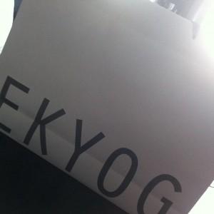 Paaaaaaas bien !!! Cc @ekyog #ekyog #ventesprivees #shopping #mode #shoppingismycardio…