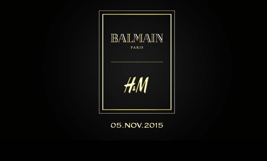 Balmain X H&M - Photo à la Une - Charonbelli's blog mode