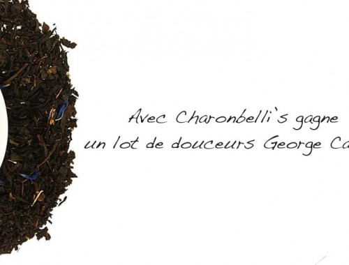 Avec Charonbelli's gagne un lot de douceurs George Cannon - Photo à la Une - Charonbelli's blog mode
