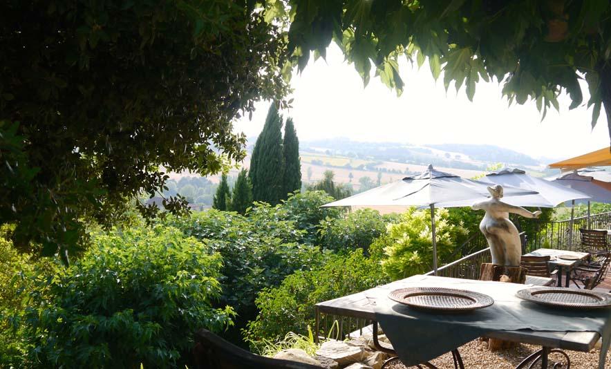 Escapade gourmande à Cuq-en-Terrasses à Cuq Toulza - Photo à la Une - Charonbelli's blog mode