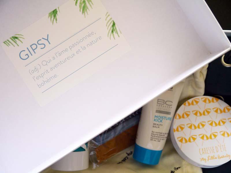 La revue de ma My Little Box du mois d'août - Charonbelli's blog beauté