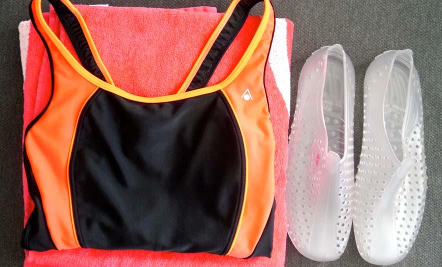 L'aquabike, mon bilan après un an - Photo à la Une - Charonbelli's blog mode