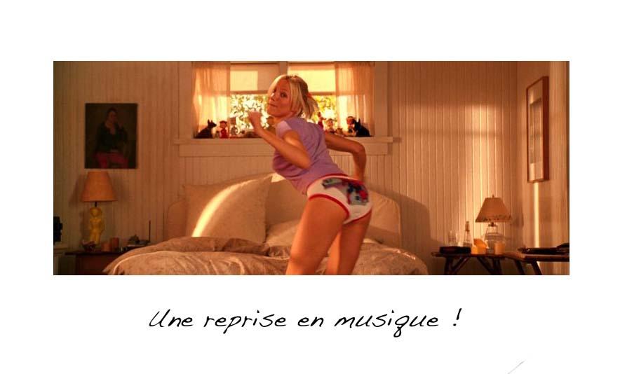 Une reprise en musique - Photo à la Une - Charonbelli's blog mode