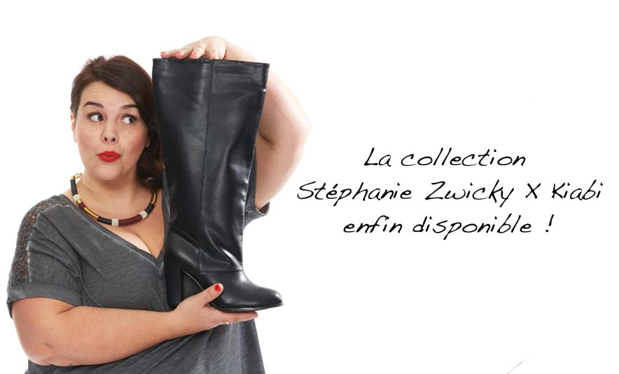Collection Enfin X La Zwicky Disponible Kiabi Stéphanie WD2IE9H
