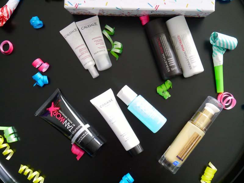 Look Fantastic 1st Birthday beauty box - le récap ! (6) - Charonbelli's blog beauté