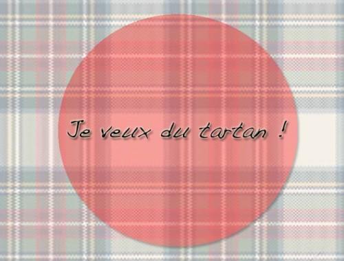 Je veux du tartan ! - Photo à la Une - Charonbelli's blog mode