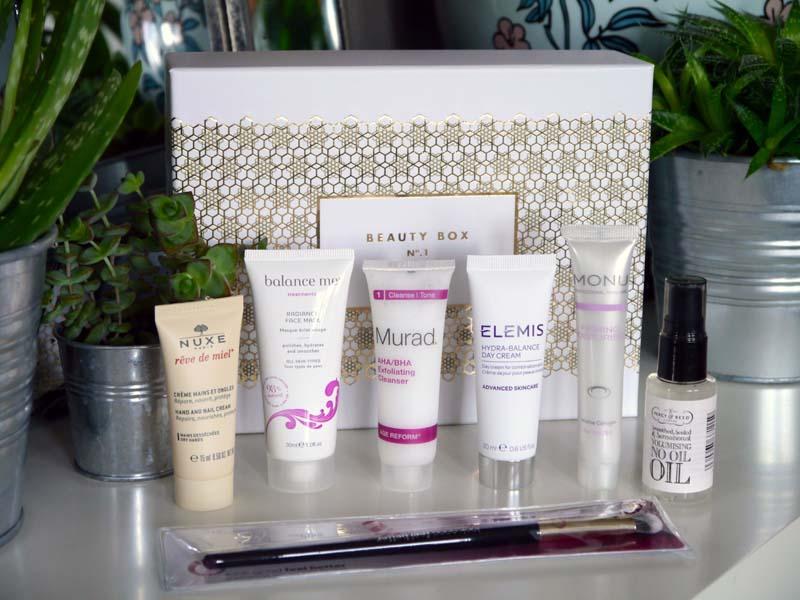 Le récap de ma Lookfantastic beauty box du mois d'Octobre (3) - Charonbelli's blog beauté