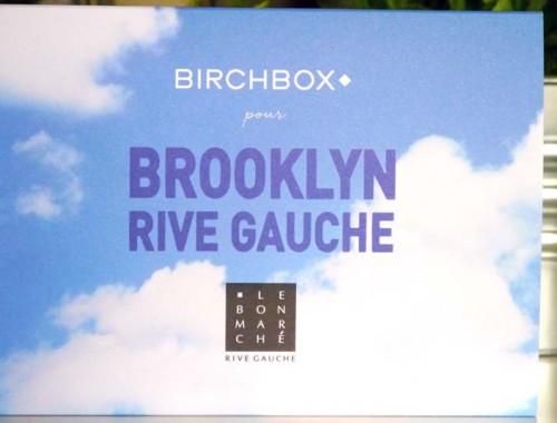 L'exposition Brooklyn Rive gauche au Bon Marché X Birchbox - Photo à la Une - Charonbelli's blog mode