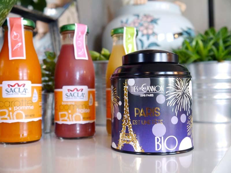 Mes petits plaisirs du matin avec les thés George Cannon et les jus Saclà (3) - Charonbelli's blog mode beauté lifestyle