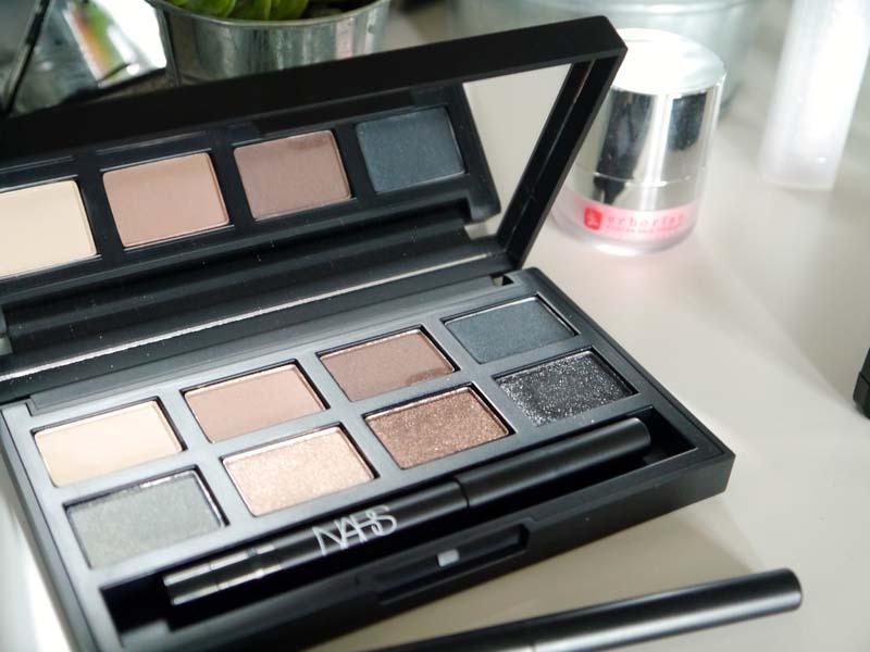 NARSissist Matte  Shimmer Eyeshadow Palette NARS - Charonbelli's blog beauté