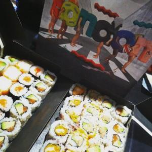 sushi oclock ! yummy japanese japanesefood maki sushishopinstagram london instamiamhellip