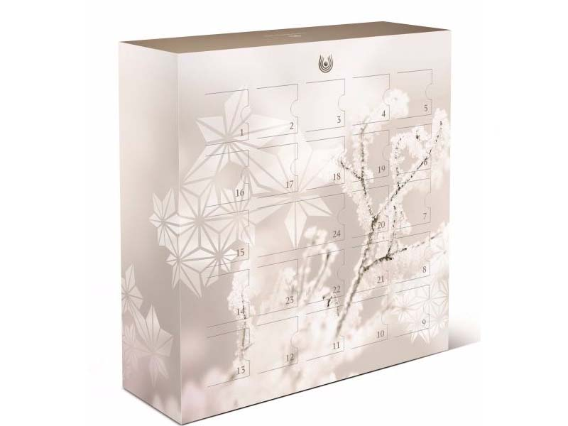 Calendrier de l'Avent Dr Hauschka - Je veux un calendrier de l'Avent beauté ! - Charonbelli's blog beauté