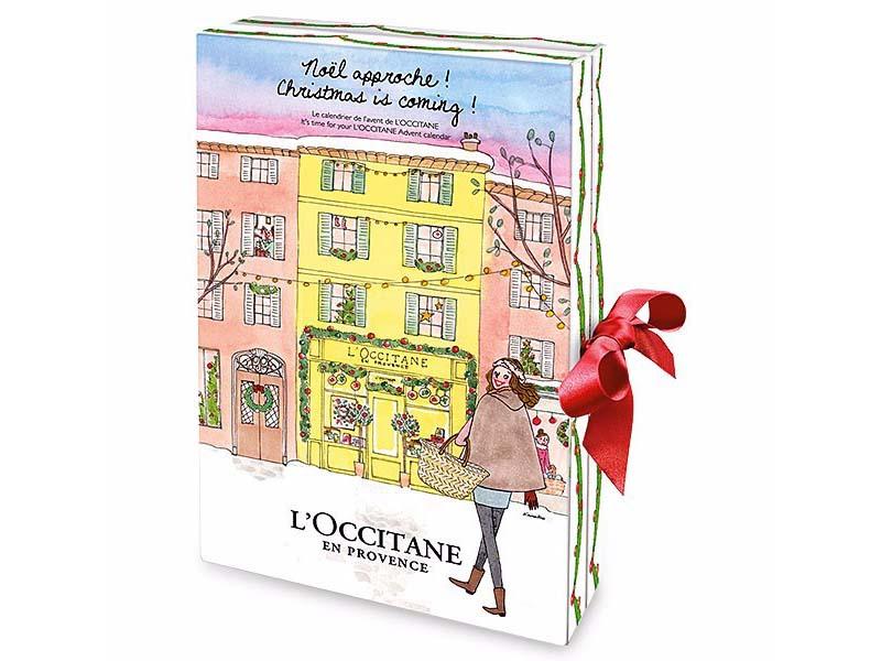 Calendrier de l'Avent L'Occitane en Provence - Je veux un calendrier de l'Avent beauté ! - Charonbelli's blog beauté