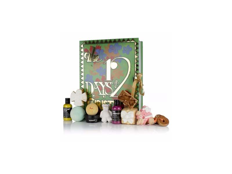 Calendrier de l'Avent Lush - Je veux un calendrier de l'Avent beauté ! - Charonbelli's blog beauté