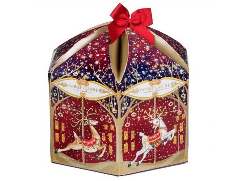 Calendrier de l'Avent Yankee Candle - Je veux un calendrier de l'Avent beauté ! - Charonbelli's blog beauté