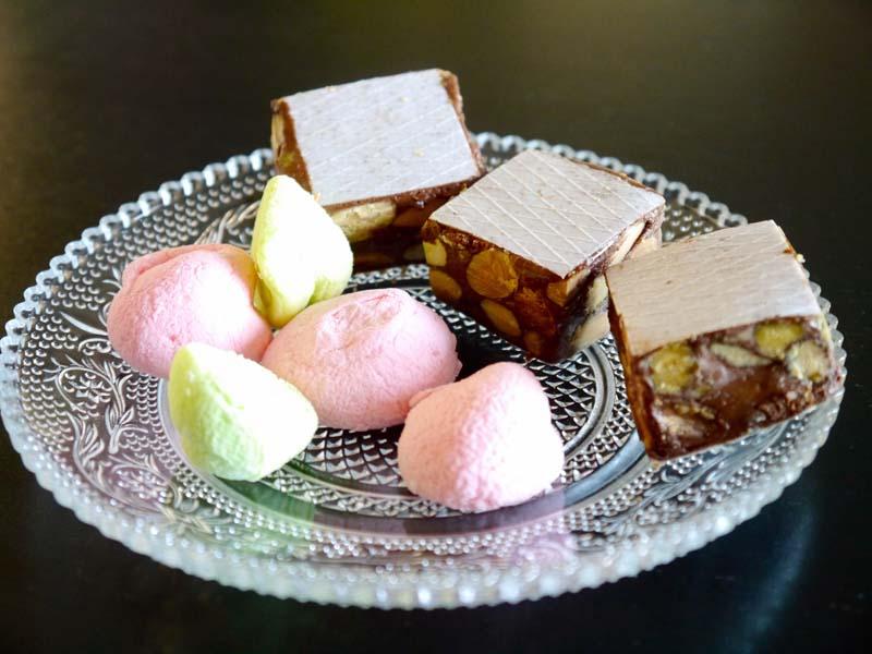 Guimauve et nougats au chocolat - La pâtisserie Perlette - mon nouveau QG gourmand - Charonbelli's blog lifestyle