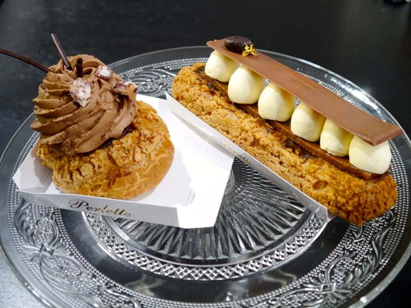 La pâtisserie Perlette (1) - mon nouveau QG gourmand - Charonbelli's blog lifestyle