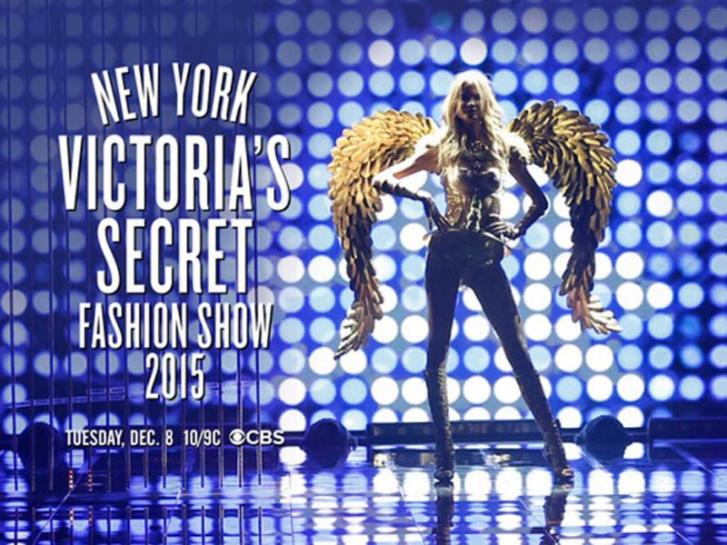 Le défilé Victoria's Secret 2015 - Charonbelli's blog mode