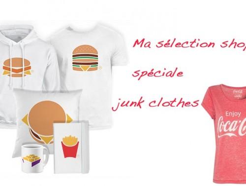 Ma selection shopping speciale junk clothes - Photo a la Une - Charonbelli's blog mode